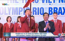 Nhiệm kỳ IV Ủy ban Olympic Việt Nam với những thành tích đáng tự hào