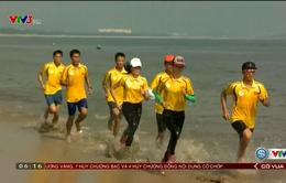 """SEA Games 29: Tổ cự ly trung bình và tổ đi bộ của ĐT điền kinh và kế hoạch """"săn vàng"""""""