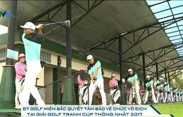 ĐT Golf miền Bắc quyết tâm bảo vệ chức vô địch tại giải Golf Cúp Thống Nhất