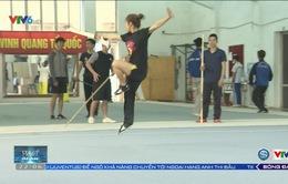 ĐT Wushu Việt Nam tích cực tập luyện hướng đến SEA Games 29
