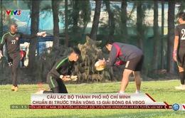 CLB Tp. Hồ Chí Minh chuẩn bị trước cuộc tiếp đón Sanna Khánh Hòa ở vòng 13 V.League