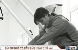 Bùi Thị Ngà - ĐT bóng chuyền nữ Việt Nam và cảm xúc ngày trở lại