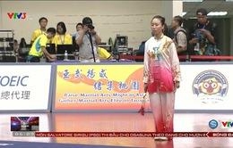 Wushu Việt Nam nhìn lại 1 năm 2016 phát triển và hướng tới năm 2017