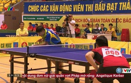 Bóng bàn tuyển chọn VĐV tham dự SEA Games theo cách mới