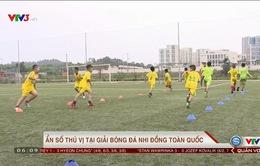 CLB Phù Đổng – Nhân tố bí ẩn tại giải Bóng đá Nhi đồng toàn quốc 2017