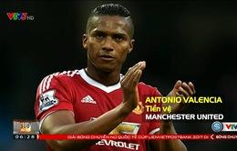 Những cầu thủ tiến bộ nhất giải ngoại hạng Anh mùa này: Valencia hay Wayne Rooney, James Milner, Pedro