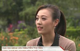 Trò chuyện với Nguyễn Thị Yến, cựu VĐV xinh đẹp của thể thao Việt Nam