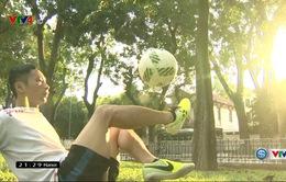 Lê Anh Tuấn: Đam mê dẫn lối cho tình yêu bóng đá nghệ thuật