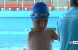 Khát vọng thể thao từ các trẻ em khuyết tật tại Bosnia