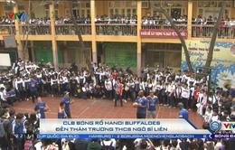 Hanoi Buffaloes tới trường học: Đem bóng rổ đến gần hơn với mọi người!