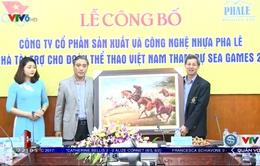 Lế công bố nhà tài trợ đoàn Thể thao Việt Nam tham dự SEA Games 29