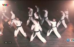 Chuyện về người luôn đồng hành cùng võ nhạc Taekwondo Việt Nam