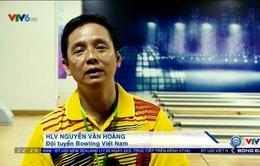 Gương mặt thể thao: Nguyễn Văn Hoàng - Đam mê cùng bowling