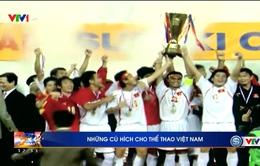 """Những """"cú hích"""" của Thể Thao Việt Nam: Hoàng Xuân Vinh, Tiến Minh, Ánh Viên... hay chức vô địch AFF Cup 2008"""