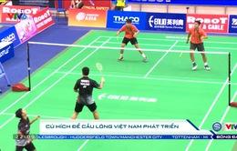 Cú hích của cầu lông Việt Nam nhìn từ giải cầu lông robot đồng đội nam nữ châu Á 2017