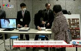 Thành phố Tokyo hướng tới một Thế vận hội xanh: Dùng điện thoại cũ sản xuất huy chương