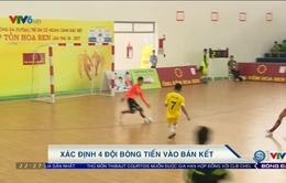 Giải futsal trẻ em có hoàn cảnh đặc biệt: Xác định 4 đội bóng tiến vào bán kết