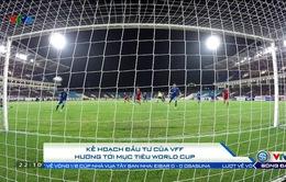 Kế hoạch đầu tư của VFF hướng tới mục tiêu World Cup đối với Bóng đá Việt Nam