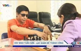 Gương mặt thể thao: Đinh Tuấn Sơn - lạc quan để thành công