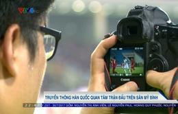 Truyền thông Hàn Quốc đặc biệt quan tâm đến trận giao hữu với ĐT U22 Việt Nam