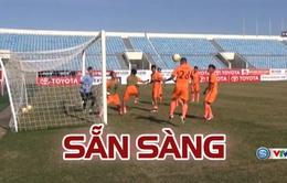 Vòng 6 V.League 2017: SHB Đà Nẵng sẵn sàng đón tiếp đội đầu bảng FLC Thanh Hóa