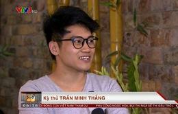 Cờ vua: Trần Minh Thắng - nhân tố được kỳ vọng tại giải cờ vua trẻ Đông Á và Đông Nam Á 2017