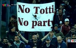 Người Roma yêu mến Totti như thế nào?