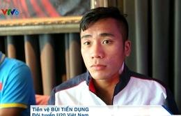 ĐT U20 Việt Nam: Cập nhật tình hình chấn thương của Bùi Tiến Dụng