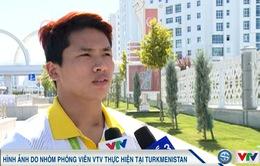 Lực sỹ cử tạ Trịnh Văn Vinh: Mục tiêu vượt qua chính mình!
