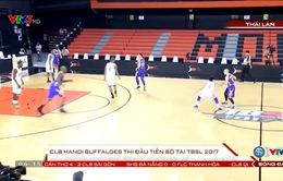 CLB Hanoi Buffaloes thi đấu tiến bộ tại TBSL 2017