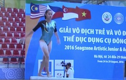 Đội tuyển TDDC Việt Nam trẻ hóa lực lượng