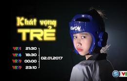 """Chương trình Tết Dương lịch 2017: """"Khát vọng trẻ"""""""