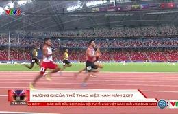 Hướng đi của Thể thao Việt Nam năm 2017
