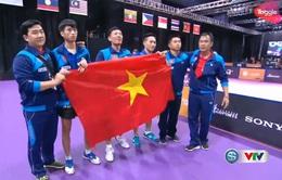 VĐV Nguyễn Anh Tú: Đoàn kết là bí quyết thành công của ĐT bóng bàn Việt Nam