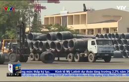 Mỹ áp thuế cao với một số sản phẩm thép Việt Nam