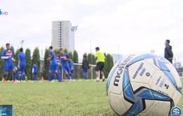 ĐT U19 Việt Nam chuẩn bị cho vòng loại U19 châu Á 2018