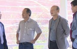 VIDEO: HLV ĐTQG Việt Nam Park Hang-seo thăm CLB Học viện bóng đá HAGL