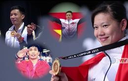 Thể thao Quân đội và vai trò quan trọng trong sự phát triển của Thể thao Việt Nam năm 2017