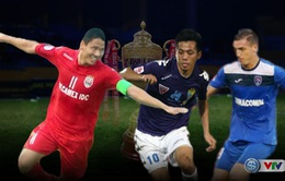 Những gương mặt nổi bật ở vòng 25 giải VĐQG V. League 2017