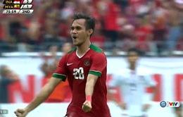 VIDEO SEA Games 29: Thắng ngược ấn tượng U22 Myanmar, U22 Indonesia giành HCĐ bóng đá nam