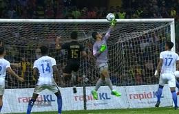 Bóng đá nam SEA Games 29, Chung kết: U22 Malaysia 0-1 U22 Thái Lan: Bản lĩnh nhà vô địch