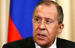 """Nga """"lấy làm tiếc"""" trước biện pháp trừng phạt ngoại giao của Mỹ"""