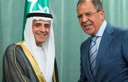Viễn cảnh khi Nga và Saudi Arabia xích lại gần nhau trong vấn đề Syria