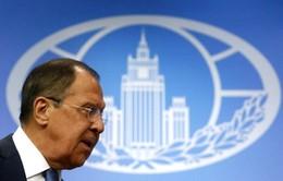 Nga mong muốn xây dựng quan hệ tốt đẹp với Mỹ, EU và NATO