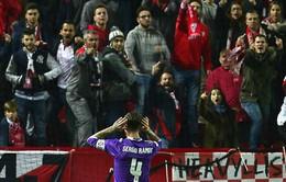 HLV Zidane bức xúc vì Ramos bị CĐV Sevilla nguyền rủa
