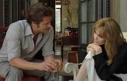 Hóa ra By The Sea là cách Angelina Joile muốn cứu vãn mối quan hệ với Brad Pitt