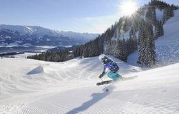Allgau - Địa điểm quen thuộc của những môn thể thao mùa đông ở Đức