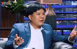 """Shark Tank Việt Nam - Tập 8: Mới ngồi ghế nóng, Shark Thủy đã """"lao vào"""" đầu tư 15 tỷ đồng"""
