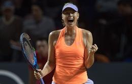 Vòng 2 Stuttgart mở rộng: Vượt qua Makarova, Sharapova trở lại top 400 thế giới
