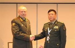Đối thoại Shangri-La 16: Trung Quốc, Nga đề cao quan hệ hợp tác quân sự